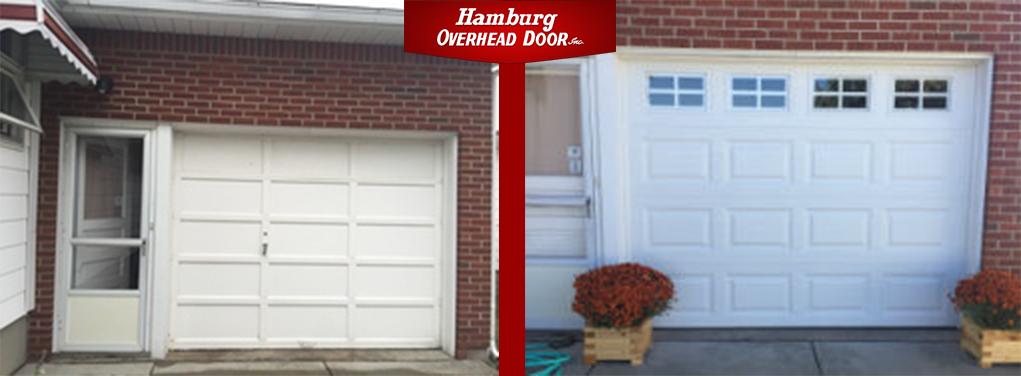 Having a new garage door would drastically help relieve the financial stress of having to buy a new door when it completely breaks. Please help me Hamburg ... & Hamburg Overhead Door - Friendly Service Sales and Installation of ...