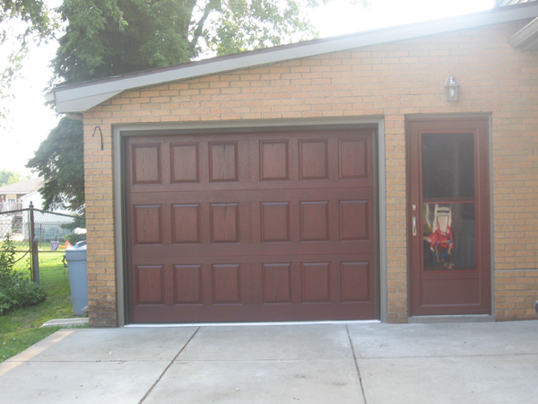 Orchard Park Garage Doors