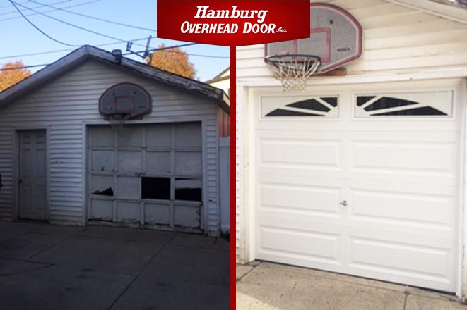 So, Is Your Ugly Garage Door Is A Strong Contender? Do You Keep The Door  Open When