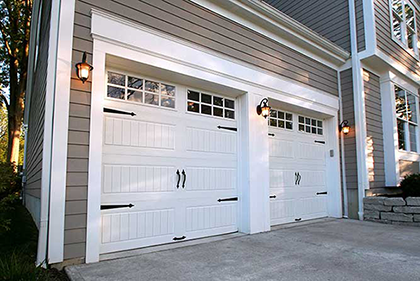 clopay insulated door